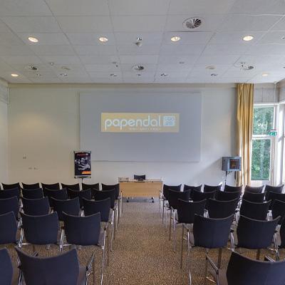 Vergaderen op Papendal