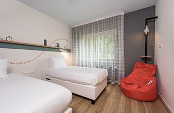 Hotelkamer standaard Papendal