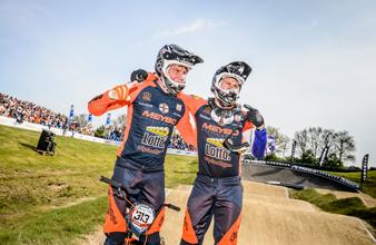 Niek Kimmann BMX Papendal