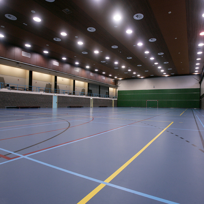 sporthal op Papendal