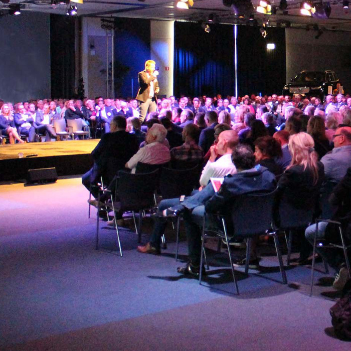 Meetings en events op papendal