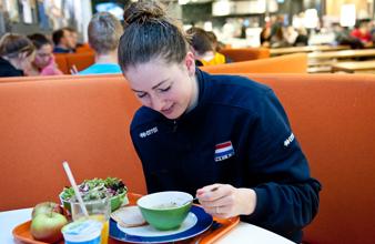 Topsportrestaurant op Papendal