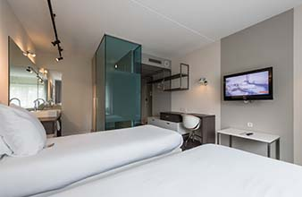 Superior hotelkamer Papendal